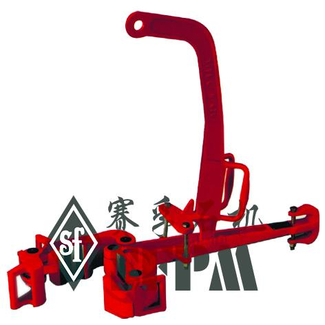 WWC type hanging clamp